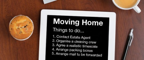 Stress free property moving