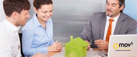 First time buyers receiving Mortgage Advice in Edinburgh