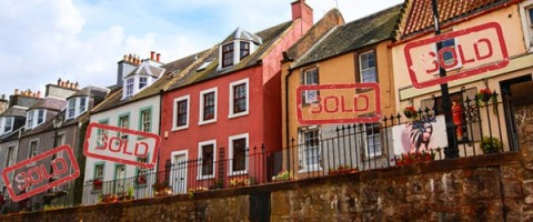 Properties sold all round Edinburgh