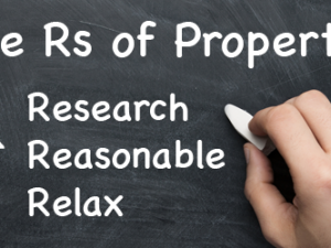 Complete Your Property Education With MOV8's Three Rs