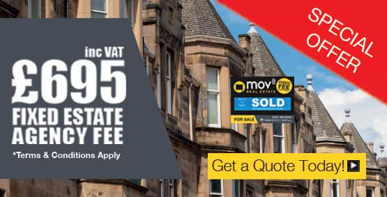 Fixed fee Estate Agency - £695 Including VAT, get a quote today
