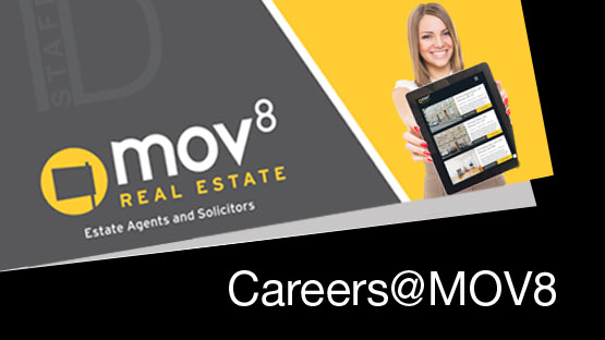 Careers at MOV8 Real Estate