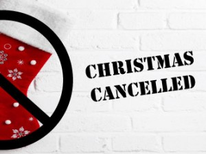 Christmas Cancelled for Property Solicitors and Estate Agents