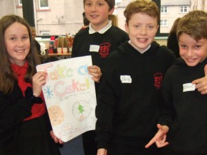 Corstorphine Primary School – Project Play – Marketing and Sales Project and Fund Raiser
