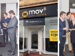 MOV8 Real Estate Launches Its Newington Office