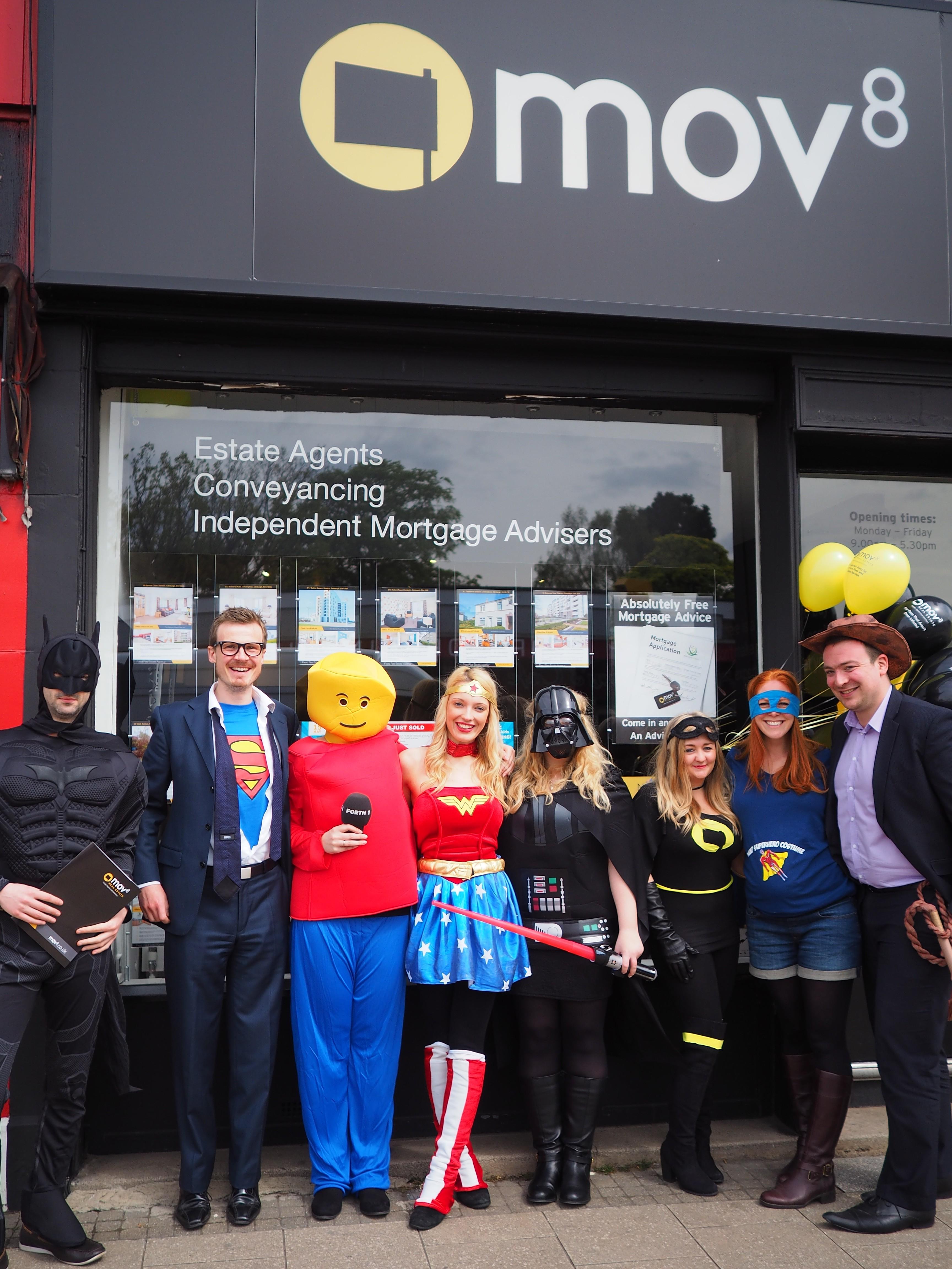 Cash for kids superhero day!