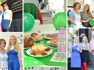 The MOV8 Team Help Raise Money for Macmillan Cancer Support