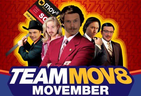 Team Movember 2015 Blog