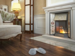 Property Feature: Properties To Cosy Up In This Winter