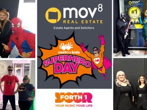 Cash for Kids Superhero Day 2016