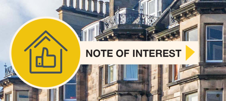 What is a Note of Interest in Scottish Property Market? - MOV8 Real