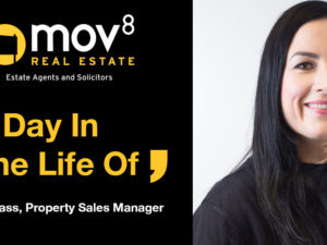 A Day in the Life … Sheryl Glass, Property Sales Manager