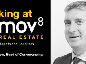 Working at MOV8: Gavin Pearson – Head of Conveyancing