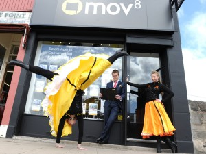MOV8 Real Estate and MOV8 Financial Launch New Corstorphine Property Showroom Office