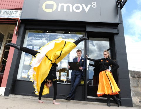 New MOV8 Real Estate Corstorphine office opens